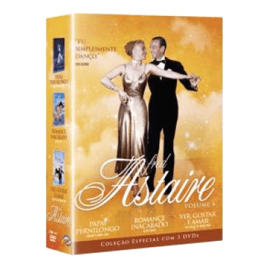 Brinde: Box Fred Astaire (vol.4)